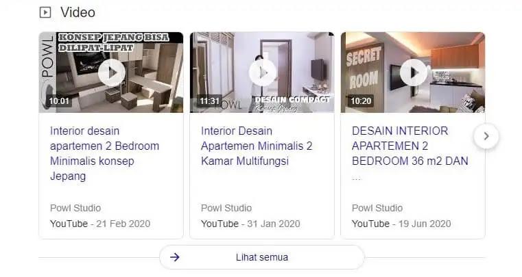Mengoptimalkan Search Intent